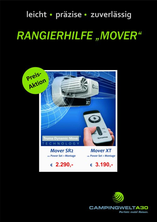 Angebot Mover